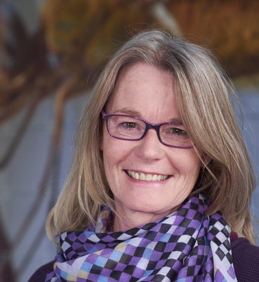 Profiel Gerda Scheffers