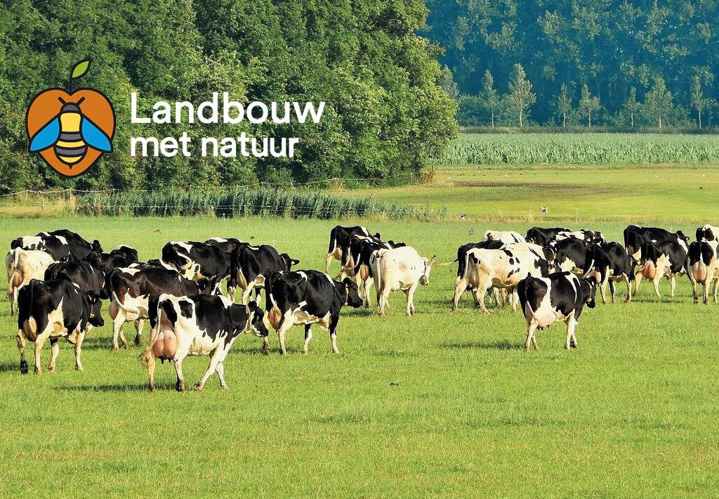 Landbouw met natuur