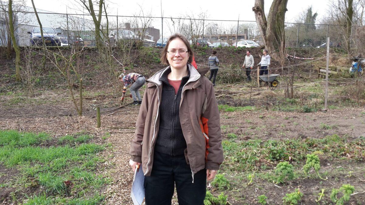 """""""Het aanleggen van een voedselbos is voor ons een statement tegen de snelle maatschappij"""""""