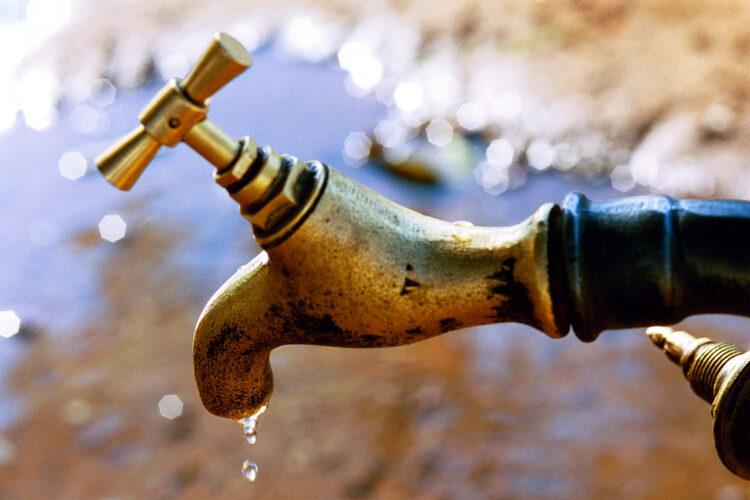 Waterverdeling