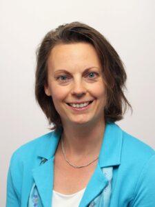 Foto van de nieuwe directeur van de BMF