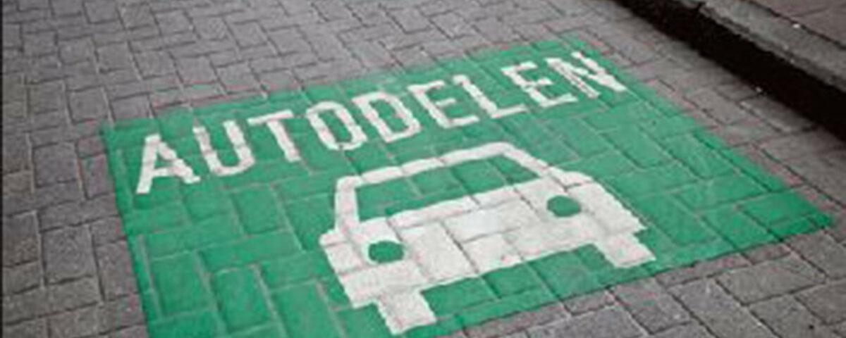 Green Deal: over drie jaar honderdduizend deelauto's in Nederland
