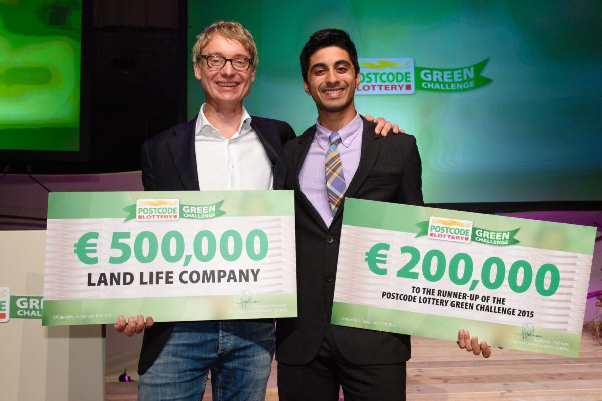 Nederlandse duurzame ondernemer wint 500.000 euro