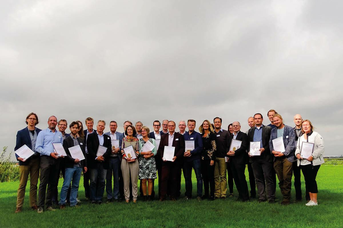 Nieuwe partners van het Deltaplan Biodiversiteitsherstel