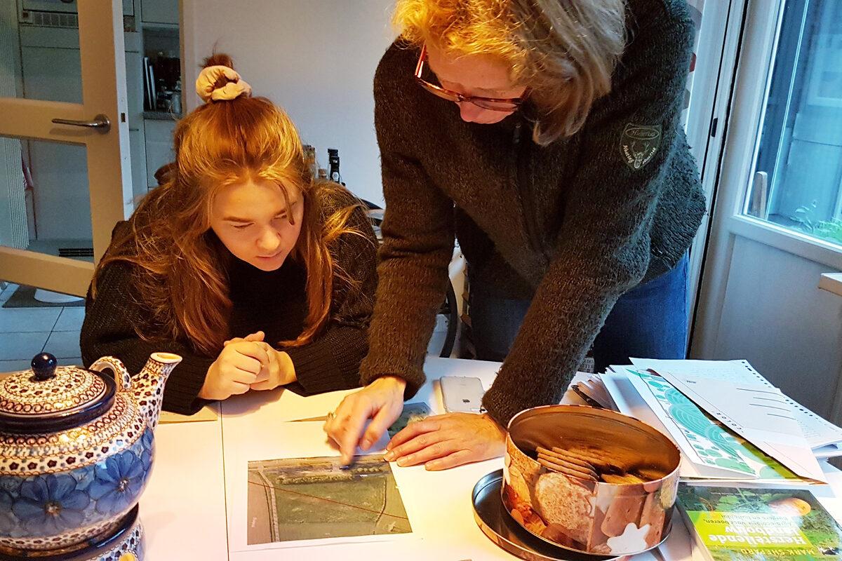 'Al doende leert men' over voedselbos De Pullenhap