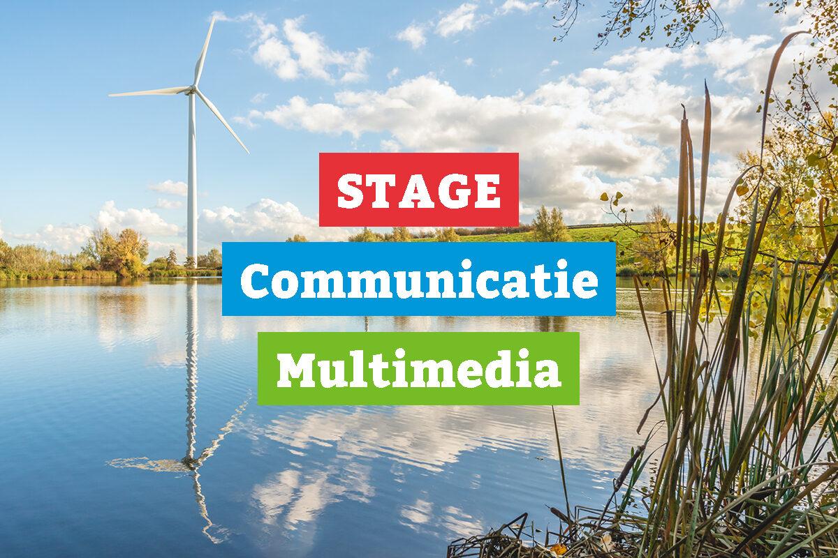 Zoek je een stage? Ga aan de slag voor natuur, milieu en klimaat! 🌍