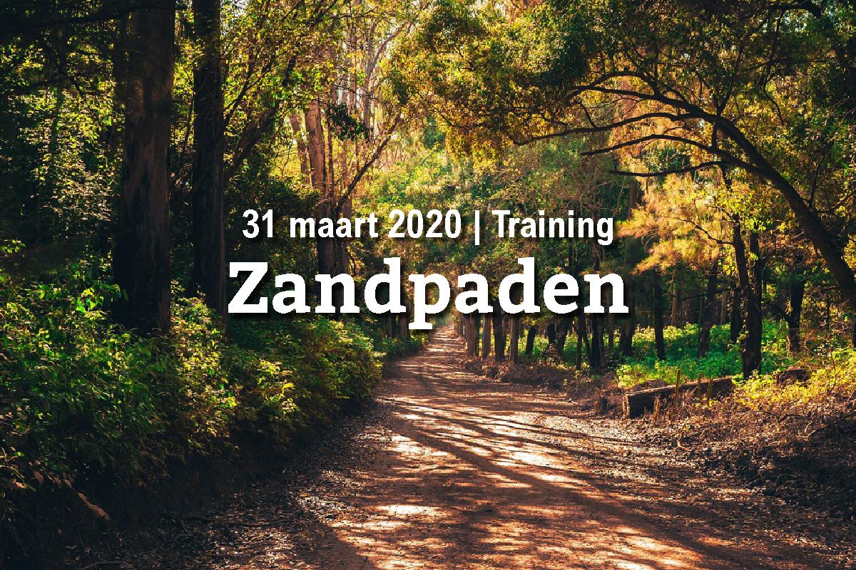 Training: Bescherming zandpaden (31 maart)