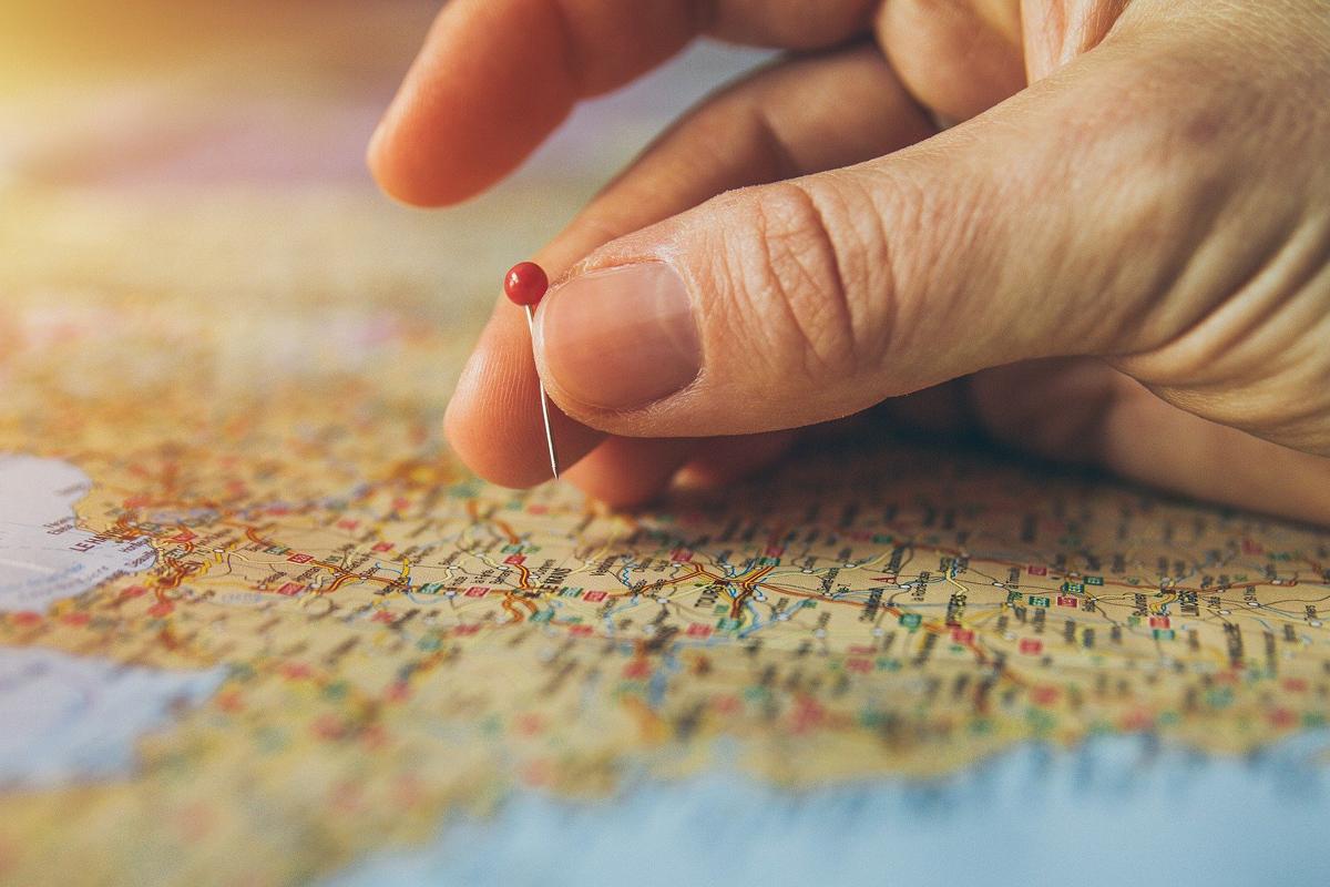 Zet jouw voedselbos op de kaart