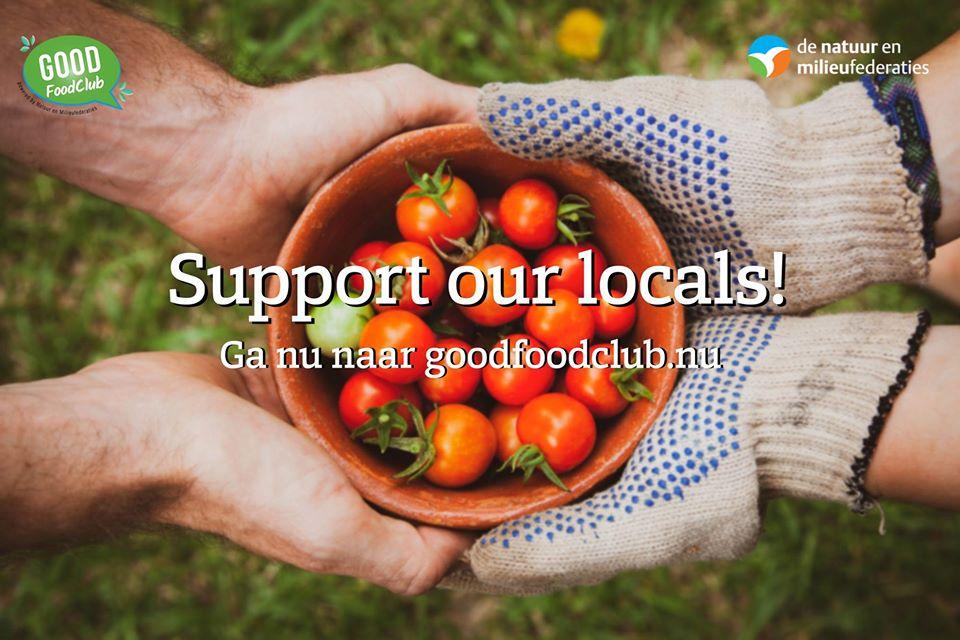 30 x lokaal en biologisch kopen bij de boer in Brabant