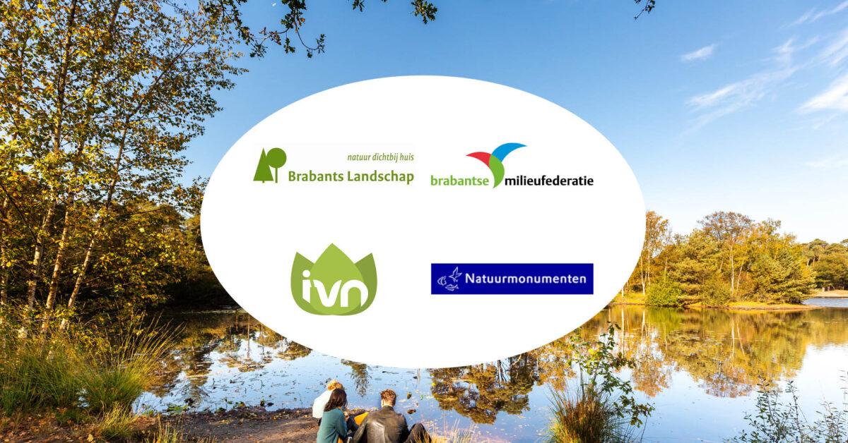 Reactie Brabantse natuur- en milieuorganisaties op Bestuursakkoord