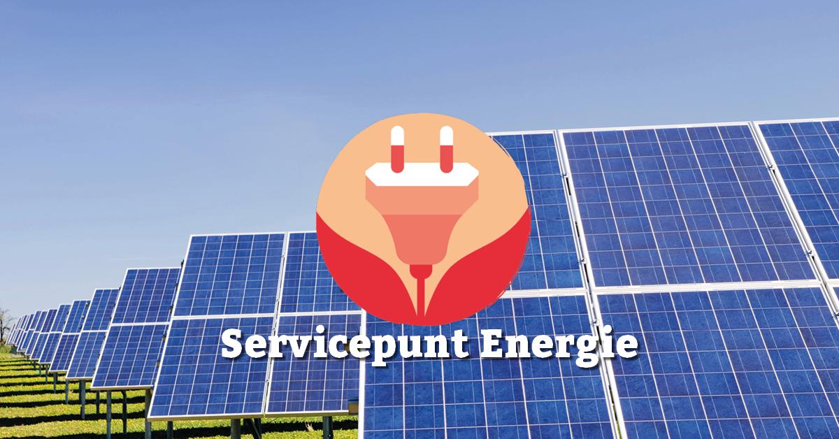 Nieuwsbrief | Servicepunt Energie
