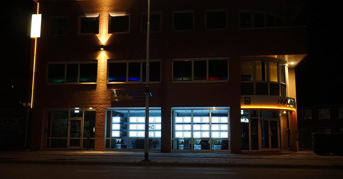 Video | Ruim 50% van Brabantse bedrijven houdt verlichting 's nachts onnodig aan