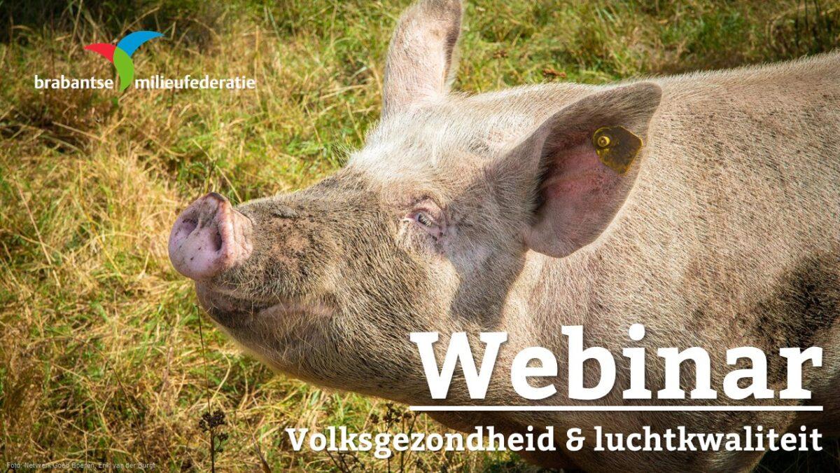 Terugkijken | Webinar Volksgezondheid en luchtkwaliteit