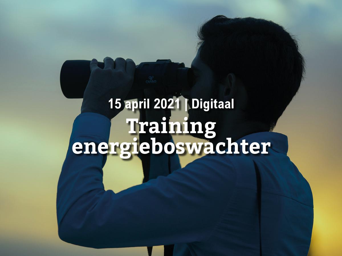 Reservelijst | Training energieboswachter