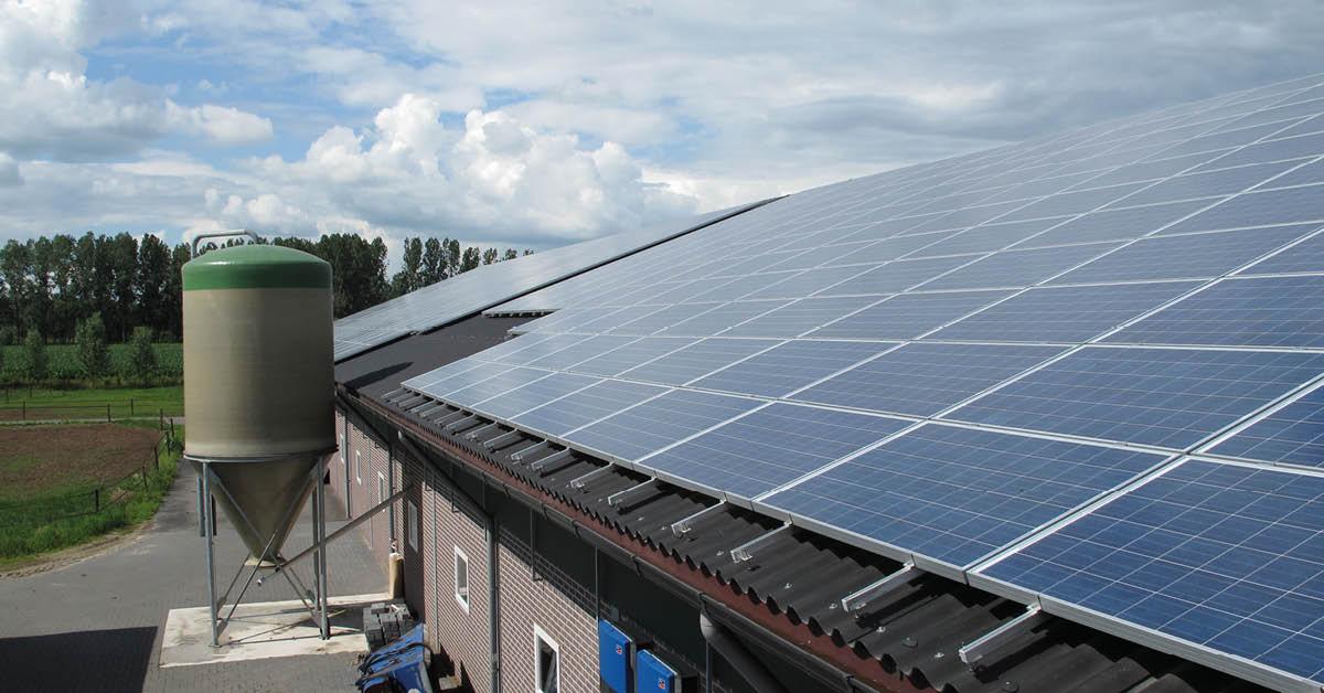 Onderzoek | Zon kan meer het dak op