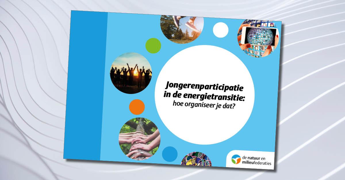 Jongerenparticipatie in de energietransitie: hoe organiseer je dat?