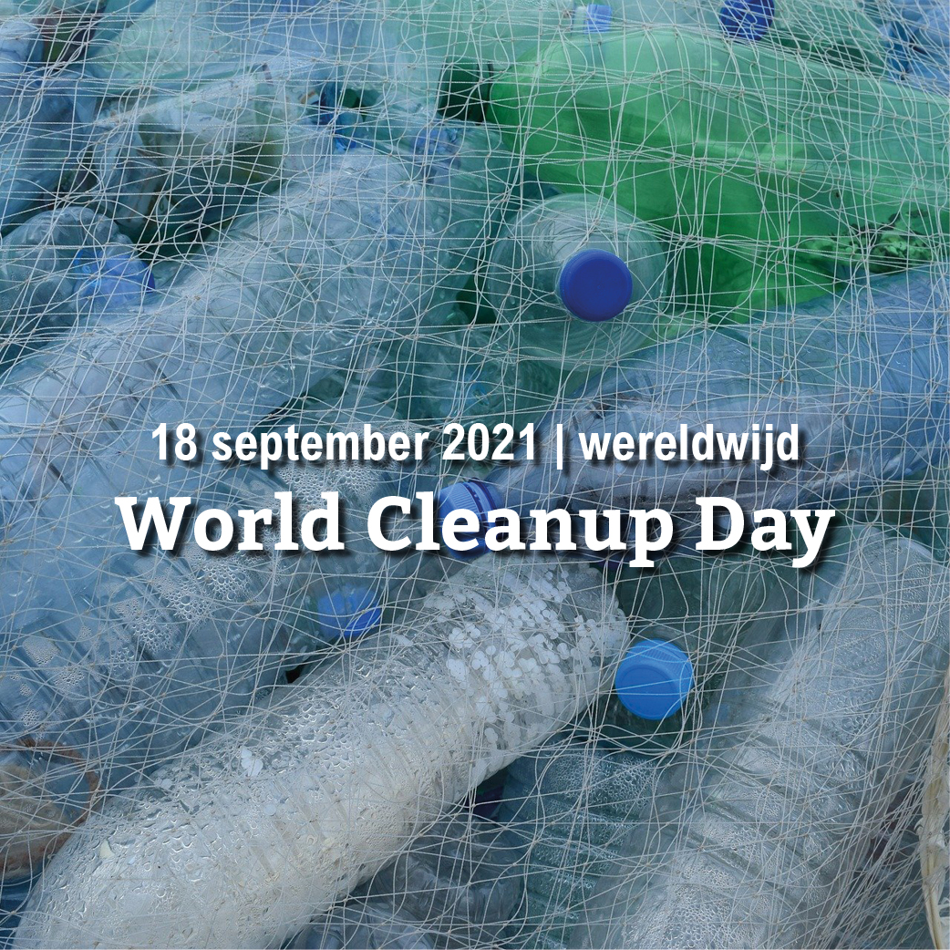 18 september: World Cleanup Day 2021