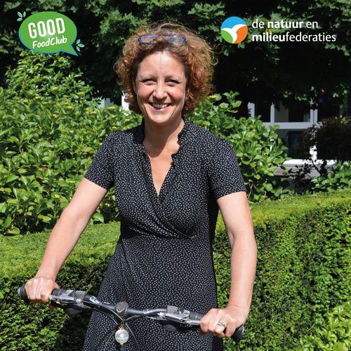 Fiets je duurzame maaltijd bij elkaar en help zo de Brabantse natuur