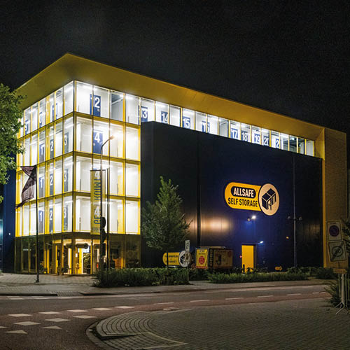 Ruim 86% van Brabantse bedrijven laat 's nachts de verlichting aan